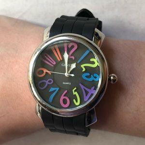 Geneva Colorful Watch